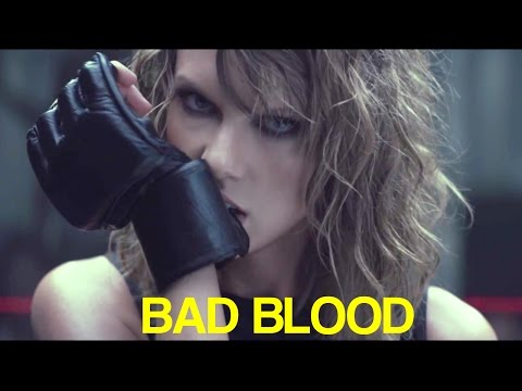 Epic: Taylor Swift's Bad Blood Music Video Reaction