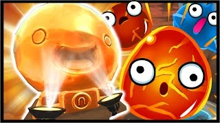 THE GOLDEN SLIME STATUE & FANCY FASHION!! | Slime Rancher #21