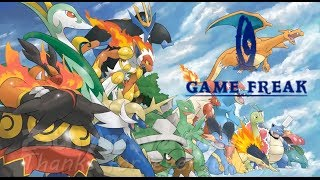 Top 10 - Curious Facts About GameFreak
