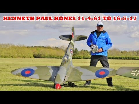 KENNETH PAUL BONES (TED) MEMORIAL FLIGHT - LMA RAF TIBENHAM - 2017