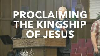 The Kingship of Jesus in America