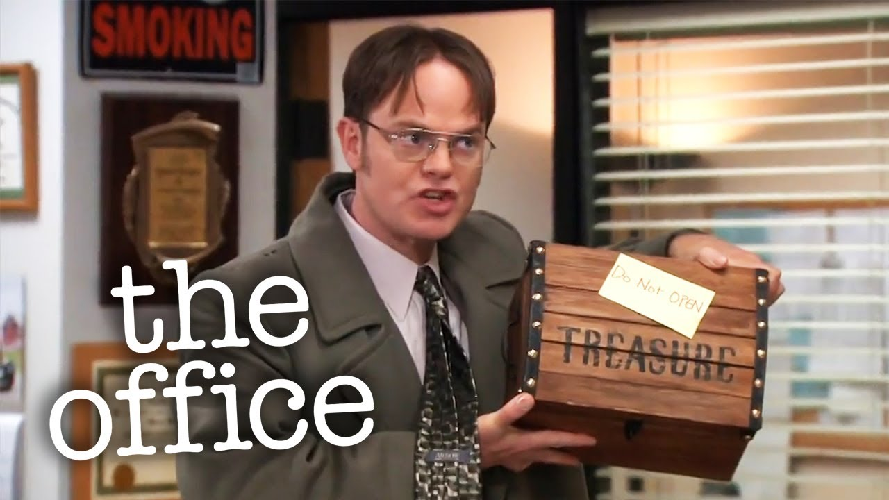 Dwight's Treasure - The Office US
