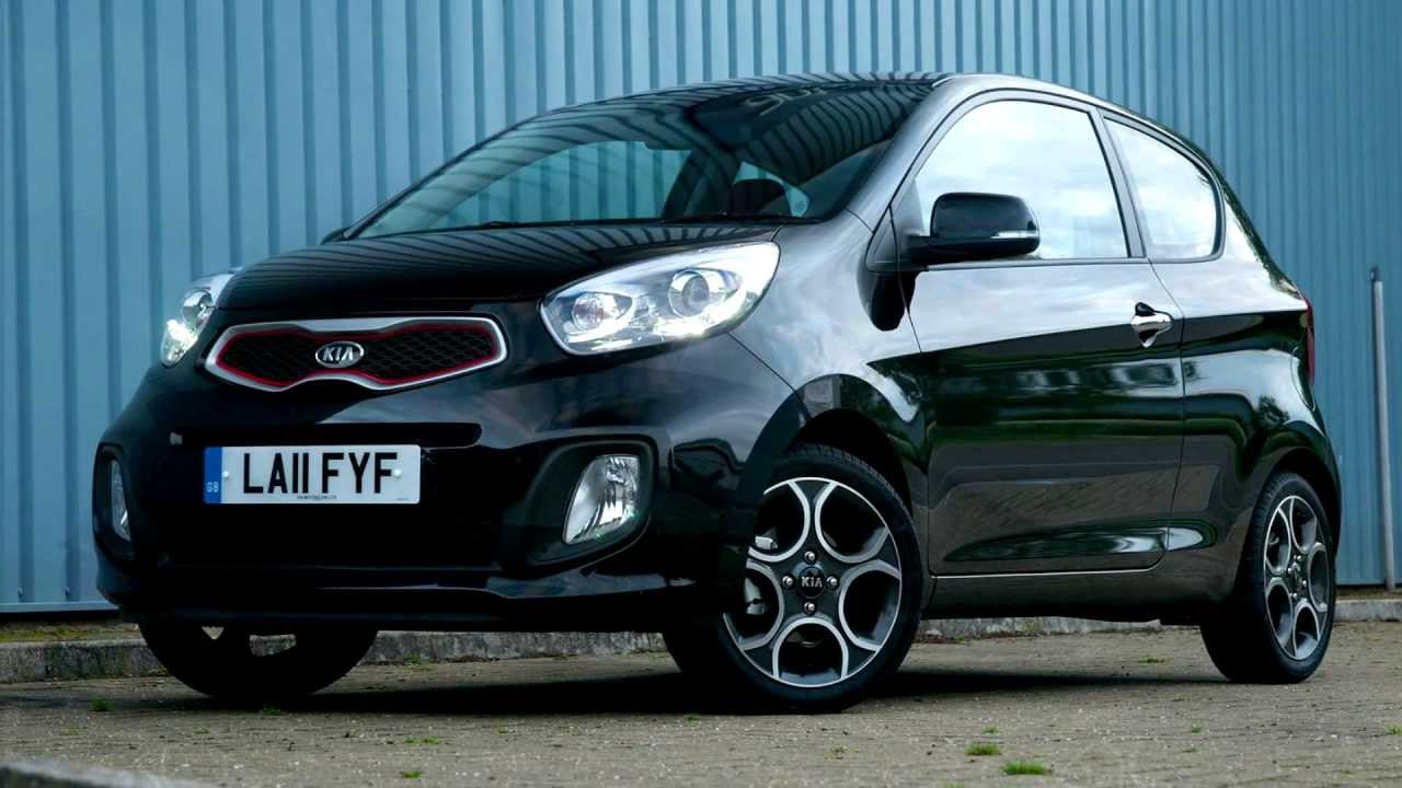 Kia Picanto 3-door 2012 HD - YouTube