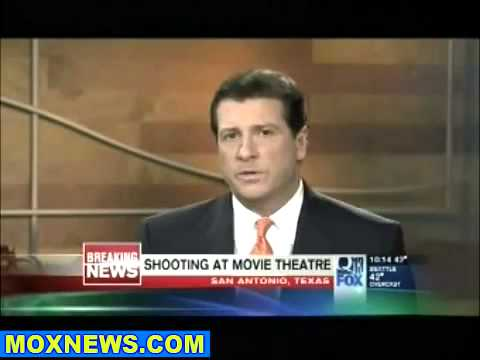 Shooting At A Movie Theater In San Antonio, TX (December 17, 2012)