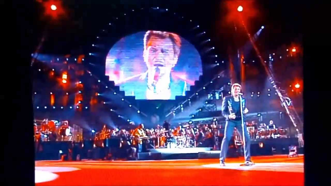 johnny hallyday l 39 envie stade de france 1998. Black Bedroom Furniture Sets. Home Design Ideas