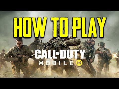 How to Play Call of Duty Mobile | COD Mobile beginners Guide (Hindi)