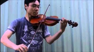 Trinity TCL Violin 2016-2019 Grade 0 Initial B2 Dowe Clowns Performance
