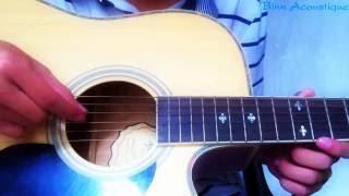 [Bin Acoustic] - Hướng dẫn chơi guitar cho người mới bắt đầu (slow)