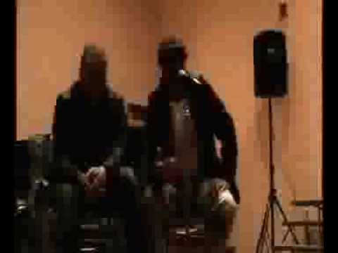 Mint Condition Teaches Southern Students Music Biz