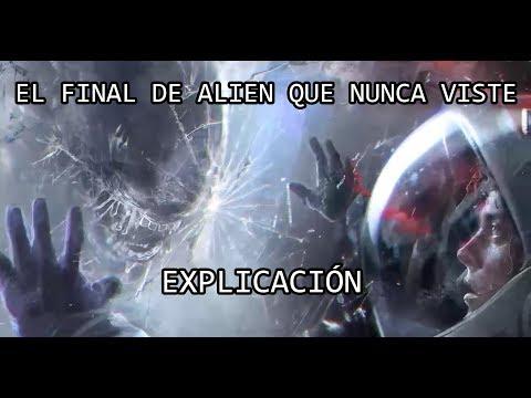 EL FINAL DE ALIEN QUE NUNCA VISTE EXPLICACIÓN