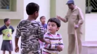 La vidéo émouvante d'un orphelin