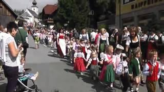 Prangstangenprozession Zederhaus  Lungau