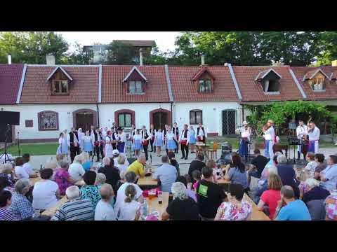Ženský sbor Koňadra a CM Friška / sobota 27. 6. v 19:30 / iFolklorní Strážnice 2020