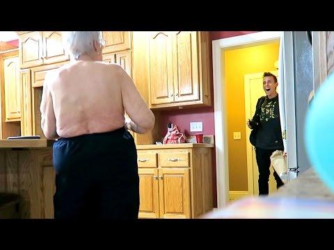 crazy-topless-grandma-prank!!
