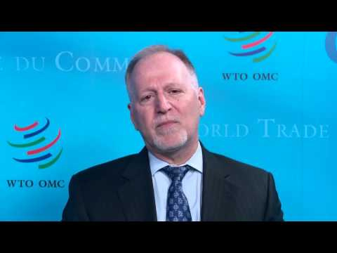 Trade figures coming soon: WTO's Bob Koopman