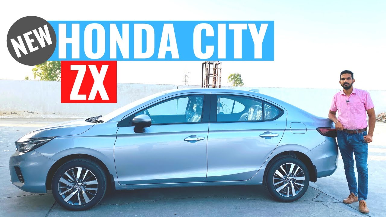 2020 NEW HONDA CITY ZX REVIEW | HONDA CITY PRICE | NEW HONDA CITY FACELIFT | HONDA CITY REVIEW