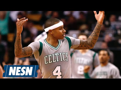 Isaiah Thomas Trolls Sacramento Kings On Twitter