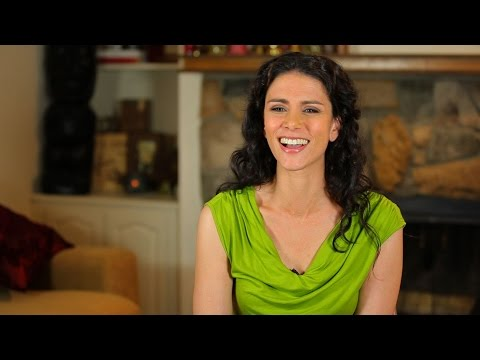 Melissa Ponzio on her costarring role in Undocumented Executive