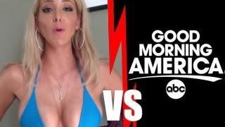 Jenna Marbles VS Good Morning America