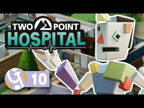 💉 Lower Bullocks Redevelopment | Let's Play Two Point Hospital Ep. 10 |