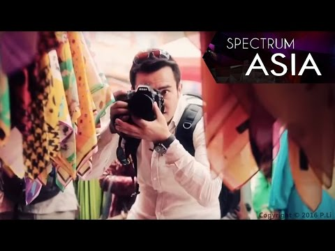 Spectrum Asia— A Uygur Photographer trailer 07/10/2016 | CCTV