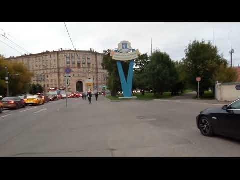 Москва 485 улица Руставели лето вечер