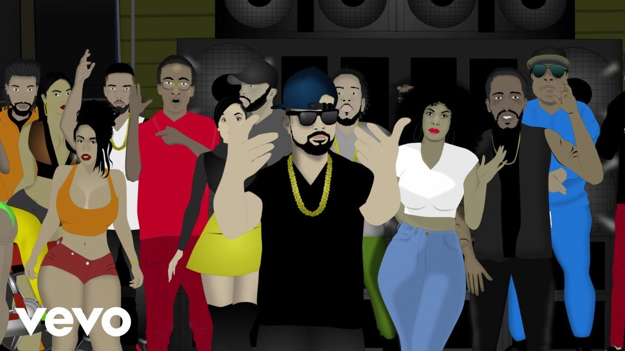 Sean Paul, Chi Ching Ching - Gang Gang Riddim Medley