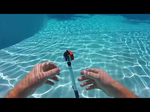 GoPole Reach floats with Floaty Backdoor? GoPro Tip #231