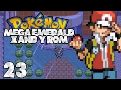 how to download and install pokemon mega emarald x and y