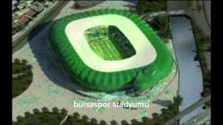 Türkiyenin en iyi 6 stadyumu