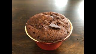 Vegan Mug Cake I The Buddhist Chef