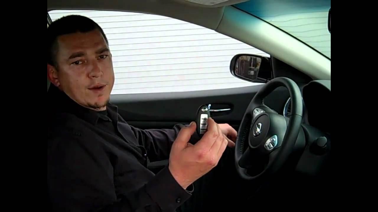 Nissan Maxima: NISSAN Intelligent Key
