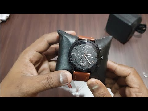 Titan Watch Full Unboxing