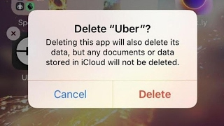 Why People Are Deleting Uber
