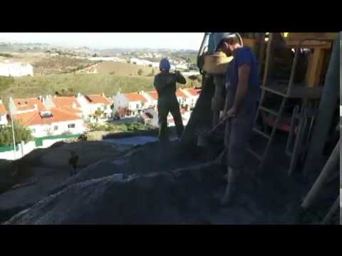 Hard Drilling in Portugal - remote ground water divining