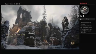 Playing some Call Of Duty new to streaming!