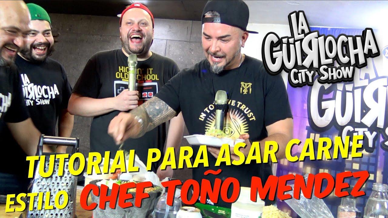 "Download Chef Toño Mendez  ""Tutorial mamon para asar carne"""