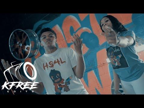 HoodStar Dee x Kasshy – Legend (Official Video) Shot By @Kfree313