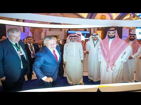 العاهل الأردني يحضر إحدى جلسات مؤتمر الاستثمار مع ولي العهد السعودي…  - نشر قبل 2 ساعة