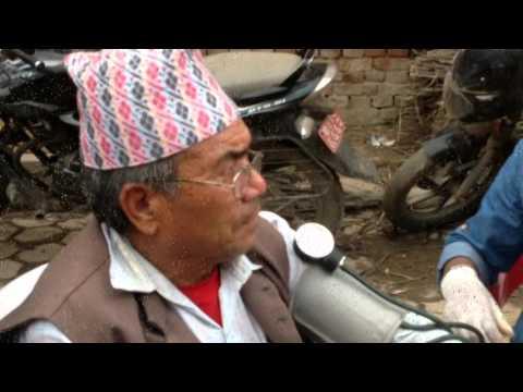 Maa Baglamukhi Consumer Co.Ltd. Earthquake relief