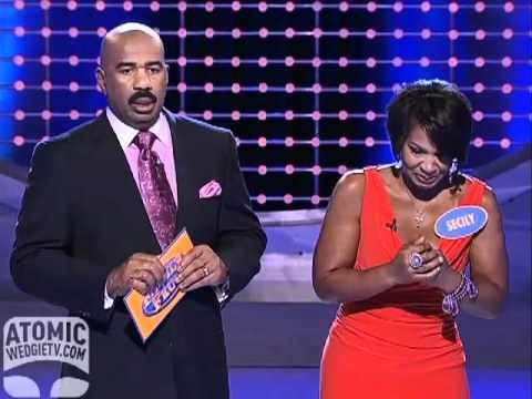 "Family Feud - ""Your Penis"" Funny Fast Money (Extended)"