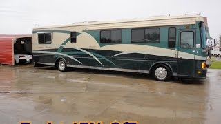 Hard To Believe This Is A 1999! 40ft Diesel Pusher By Beaver Coaches