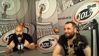 Радио ОНТ LIVE! G Drive! ведущий ивента Гурам Инцкирвели и Александр Альбин