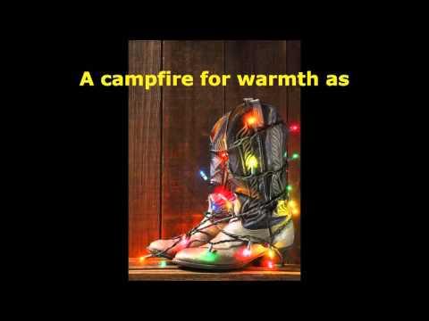 Christmas for Cowboys (with lyrics)