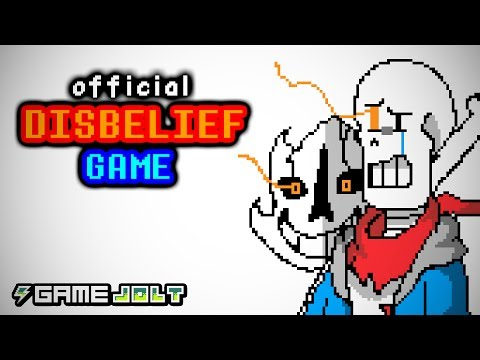 Official Disbelief Game - GameJolt page opened! *not clickbait*
