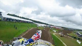 2017 Motocross Of Nations | Dean Wilson GoPro OnBoard | TransWorld Motocross