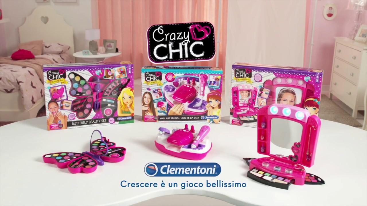 Clementoni Zestaw Studio Paznokci Nail Art Studio 78257 Hit Tv