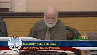Kelley's Corner Steering Committee - 3 -5- 2019