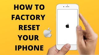 Factory Reset iPhone 8 Erase Everything in 2020