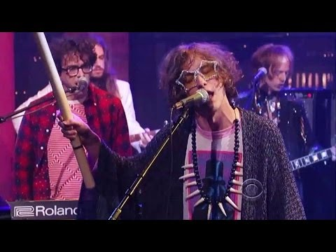 """[HD] MGMT - """"Your Life Is A Lie"""" 8/22/13 David Letterman Mp3"""